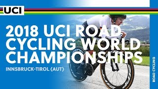 2018 UCI Road World Championships - Women Junior Time Trial thumbnail