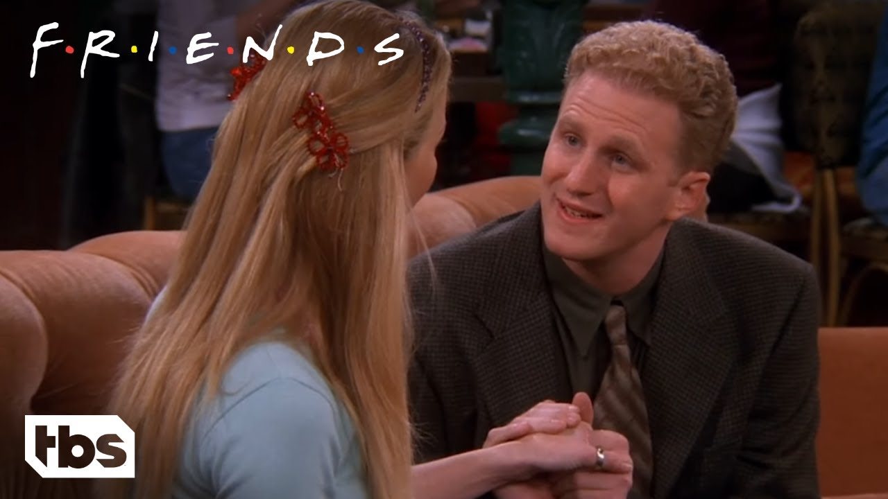 Download Friends: Gary asks Phoebe to Move In With Him (Season 5 Clip) | TBS