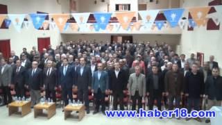Ak Parti Çankırı  Teşkilatı Başkanlar Toplantısı