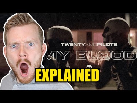 My Blood Music Video by Twenty One Pilots Explained! [Re-Upl