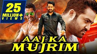 Aaj Ka Mujrim (Student No.1) Full Hindi Dubbed Movie | Jr. NTR, Gajala
