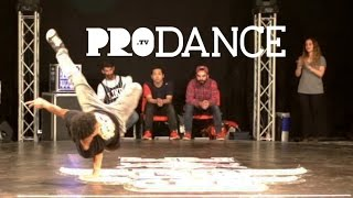 Klash vs Saiko | Red Bull BC One Egypt Cypher 2015