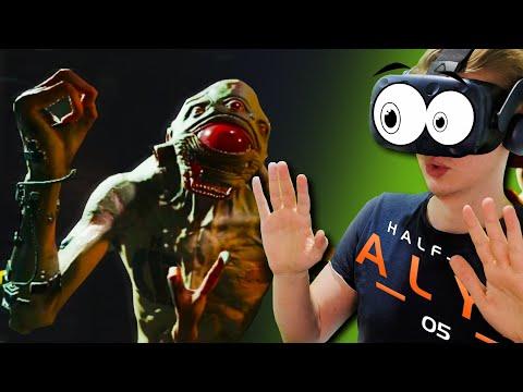 САМЫЙ СТРАННЫЙ ВОРТИГОНТ! Half Life Alyx #5 (VR)