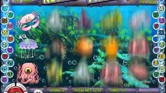 Nuclear Fishin video slot from Ricardos casino