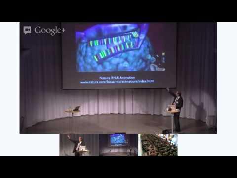 2012 Nobel Week Dialogue Lunch Seminar, Intro to Human Evolution.