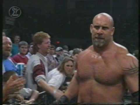 Bill Goldberg vs  Kwee Wee (Deutsche Kommentare!!!)
