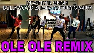 Ole Ole remix || BOLLYWOOD Zumba Choreography || saif ali khan || Kajol || Anew dance academy