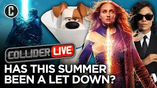 Summer Movie Let Down: Are There Any Movies That Can Save It? - Collider Live #158