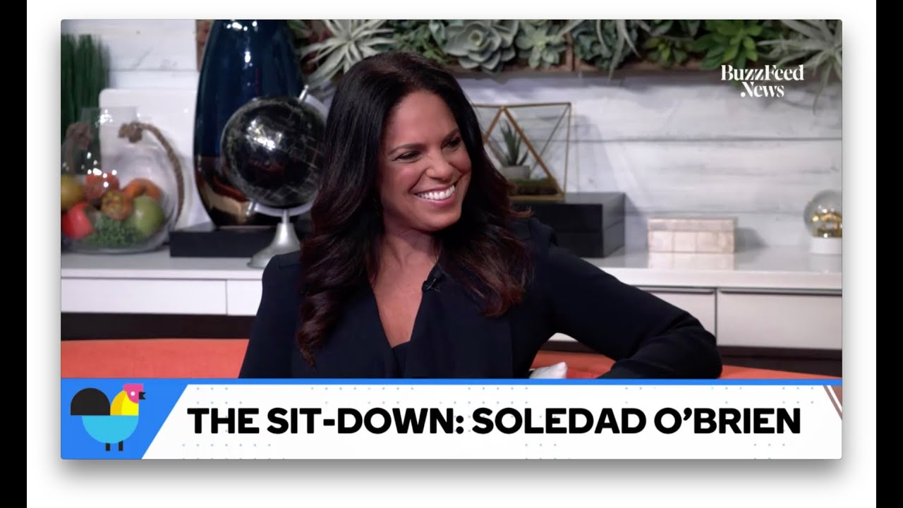Soledad O'Brien Reflects On The Loss Of Her Parents