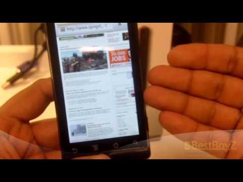 (HD) Review / Vorstellung: Motorola MILESTONE | BestBoyZ