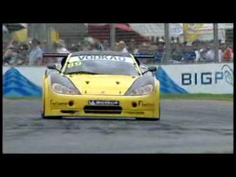 Clipsal Race 3 - 2010 Vodka O Australian GT - Round 1