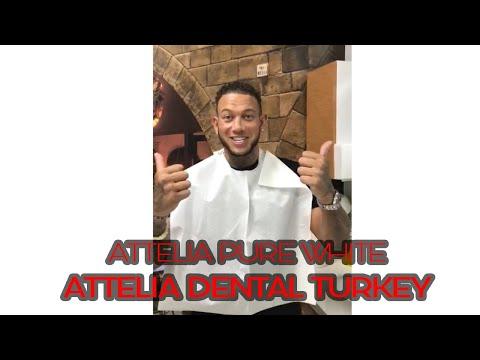 ATTELIA PURE WHITE TEETH | ATTELIA DENTAL TURKEY