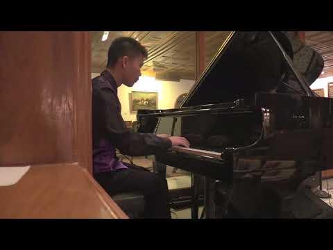 Chethams School of Music audition Video 2 / Haydn Sonata in C minor Hob.XVI:20