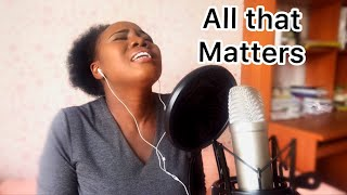 GUC- All That Matters (Cover)
