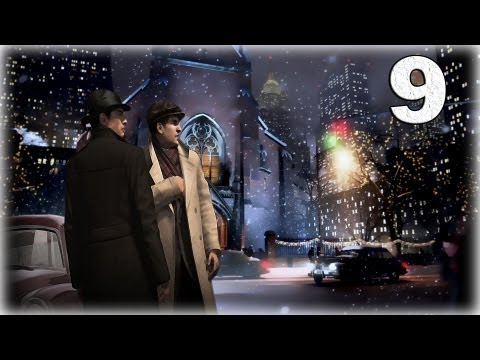 Смотреть прохождение игры Mafia 2. Серия 9 - Капитан-сортир.