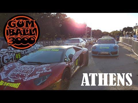 Gumball 3000 Athens Short Film (2017 #RigaToMykonos)