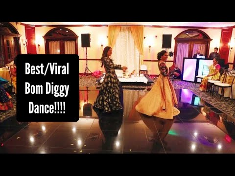 Surprise Engagement Dance With The Bride | Bom Diggy