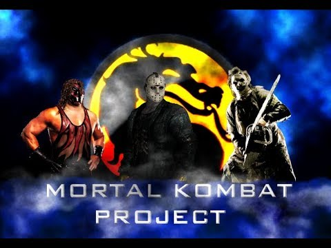 M.U.G.E.N Mortal Kombat Project 2.5 (PC) - Jason, Kane & Leatherface Gameplay