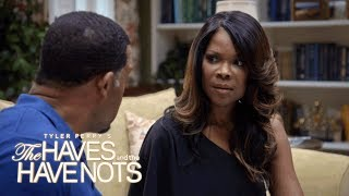 Veronica Suspects That David Is Using Her | Tyler Perry's The Haves and the Have Nots | OWN