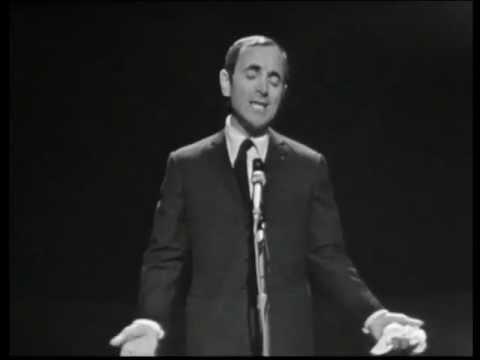 Charles Aznavour - La Boheme - B&W - HQ Audio