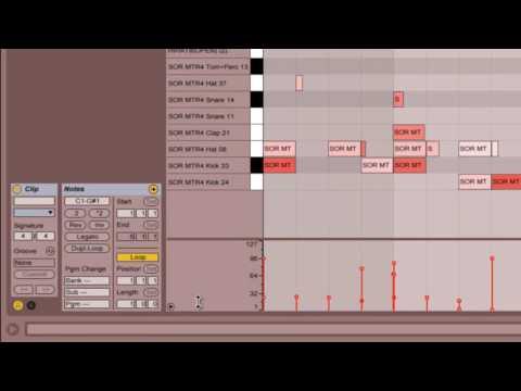 10 - Ableton Live Desde 0 - Drum rack release