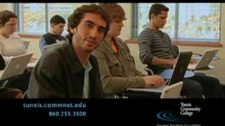 tunxis television commercial