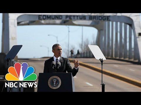President Barack Obama's Greatest Speeches | NBC News