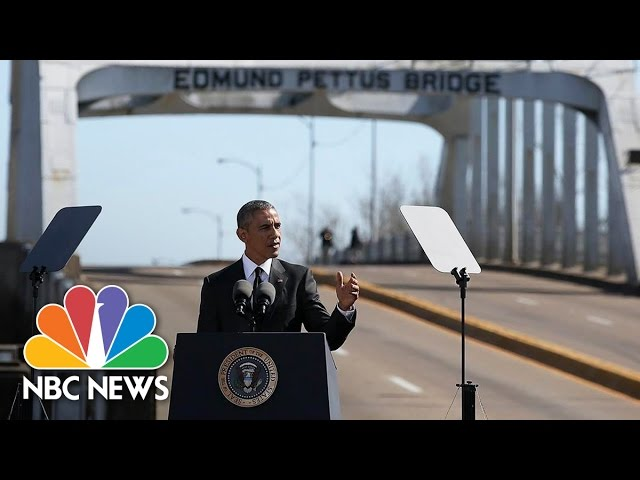 President Barack Obama's Greatest Speeches | NBC News