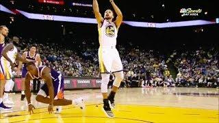 Warriors '18-19 Game 4 vs Suns (10-22/2018)