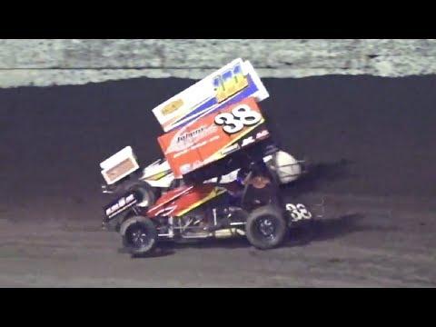 360 Sprints MAIN 8-18-18 Petaluma Speedway
