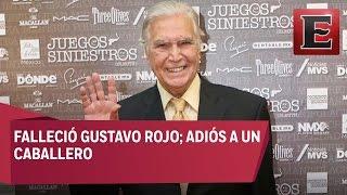 Muere a los 93 años el primer actor Gustavo Rojo