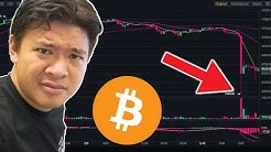 Bitcoin Dumping? 10% Correction to $8600!