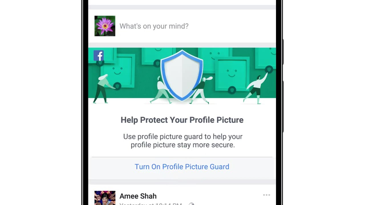 How to use facebook - How To Use Facebook Profile Picture Guard