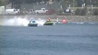 K-Boats, Long Beach 8-9-09  2nd heat