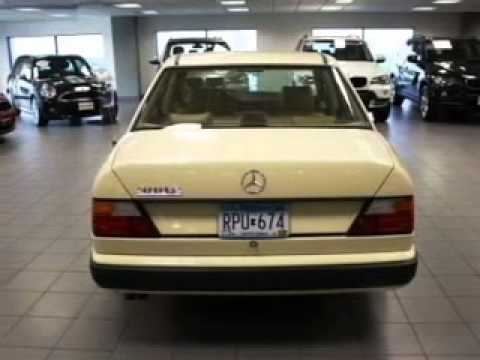 1988 mercedes benz 300 class bloomington mn youtube for Mercedes benz bloomington mn