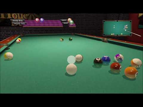 Yakuza 0:eight ball pool |
