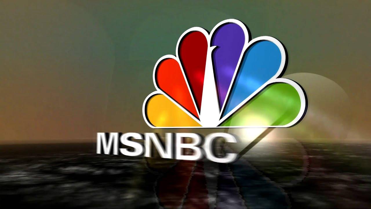 msnbc logo animation 1080p youtube