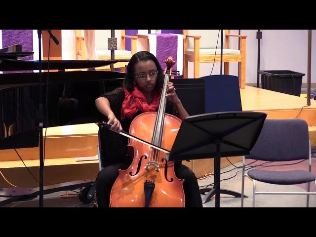 Bréval, J. Sonata Op. 40 No. 1, I.