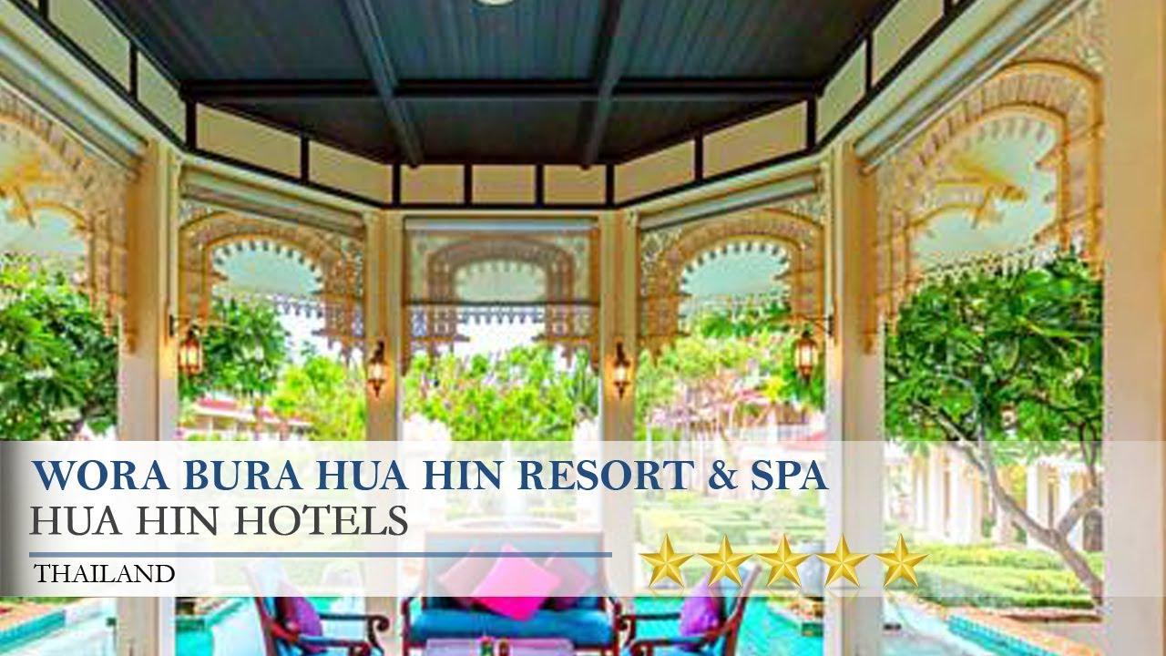 Wora Bura Hua Hin Resort & Spa - Hua Hin Hotels, Thailand - YouTube