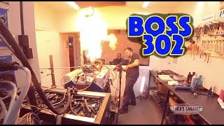 Download Rare BOSS 302 On Dyno - Fire Breathing Ford Mp3 and Videos
