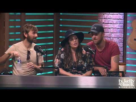 Lady Antebellum Dishes On Their Favorite TV Shows & Watching TV On The Road