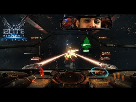 [18+] Исследуем космос в Elite Dangerous (PC, 2014)