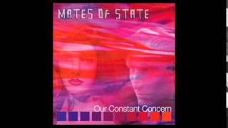 Watch Mates Of State Clean Out video