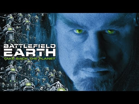 Battlefield Earth - Trailer SD deutsch