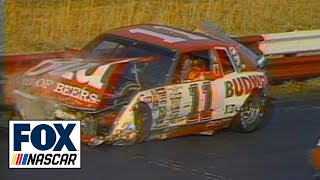 Behind the Wreck: Darrell Waltrip - 1991 Pepsi 400 - Pt. 4