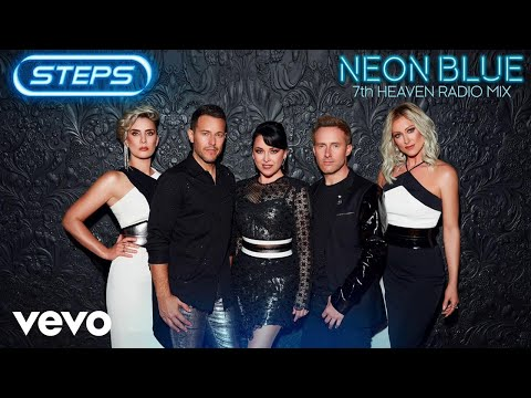 Steps - Neon Blue (7th Heaven Radio Mix)