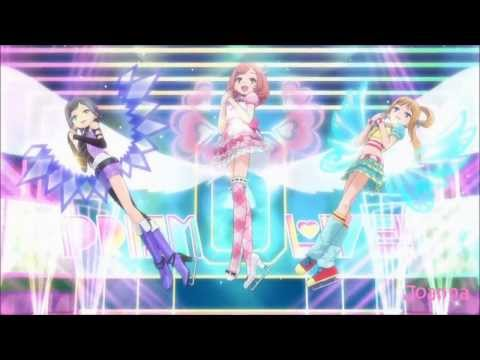 (HD) Pretty Rhythm Rainbow Live - HAPPY RAIN! - 「Dosha Buri HAPPY!」 (episode 26)
