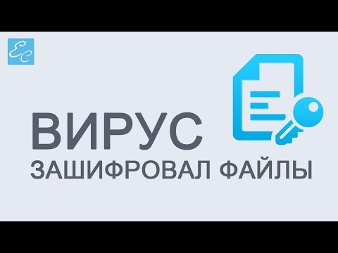 Вирус шифратор-Троян EnCoder.Удаление