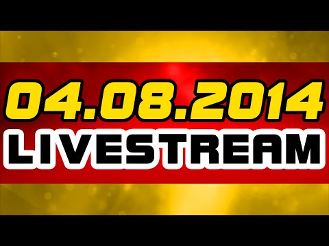 LIVESTREAM (Replay) - Call-In, WWE 2K14 Challenge & History, Let's Watch Together: WWE RAW