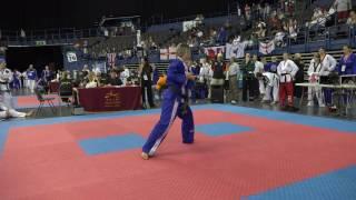 2016 Taekwondo International World Championships Chloe Lock Se Jong